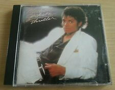 Thriller - Michael Jackson - CD Album - 1982 - early CD version of this album
