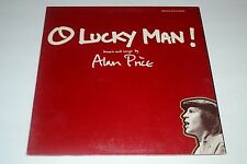 O Lucky Man!~Music and Songs By Alan Price~Sound Track~Warner~White Label PROMO