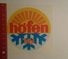 Aufkleber/Sticker: Höfen Tirol (231116149)