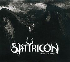 SATYRICON-The Age Of Nero - Deluxe CD NEW