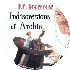 Indiscretions of Archie, P. G. Wodehouse Audiobook Fiction English on 8 Audio CD