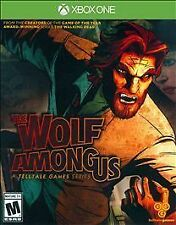 The Wolf Among Us - XB1 XBOne Xbox One Episode 1, EXCELLENT Shape, Ships TODAY