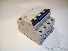 New Merlin Gerin Multi 9 Cicuit Breaker 4 Pole, 16A, 400V, C60N-B16A, 24103