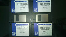"Voice with Vision - Dialogic Development Package for MS-DOS - 4x 3.5"" floppy"