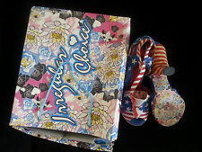 Irregular Choice Shoes 40