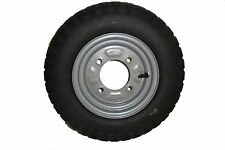 "350 X 8"" Trailer Wheel with High Speed Tyre. ** FREE Next Day Delivery**"