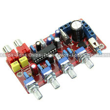LM1036 1000UF/25V Pro Luxurious Volume Control Completed and Tested Tone Board F
