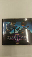 STARCRAFT II 2 heart of swarm collector's edition CD Soundtrack only