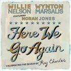WLLIE NELSON WYNTON MARSALIS - Here We Go Again NEW CD