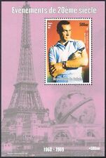 Guinea 1998 James Bond/Films/Movies/Cinema/Actors/Acting 1v m/s ref:b8731
