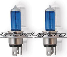 6 Volt Super White Halogen Headlight Headlamp Light Lamp Bulb 35/35W H4 6V Pair