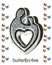 ** Mother & Child **Floating Charm For Origami Owl/Living Memory LocketsLQQK new
