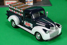 Die Cast 1941 Chevy Pickup Pepsi Truck 1:43 O Scale by Gearbox 41 Chevy Pepsi