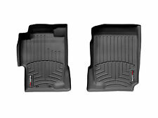 WeatherTech Custom Designed FloorLiner - Part # 440601 - 1st Row Black