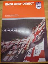 2003/2004 England: The Official FA On-Line Store Catalogue, Spring/Summer 2003,