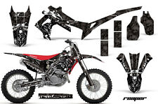 Honda CRF 450R Graphic MX Kit AMR Racing # Plate Decal Sticker Part 13-14 REAPER