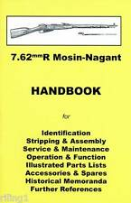 Mosin-Nagant Assembly, Disassembly Manual 7.62mmR