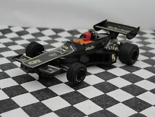 SCALEXTRIC 1970'S  F1 JPS LOTUS  BLACK  #5  C126  1:32  USED UNBOXED