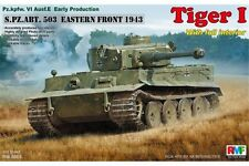 Rye Field Model RM-5003 1/35 Pz.kpfw.VI Ausf. E Early Production Tiger