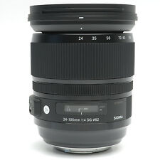 Sigma 24-105mm f4.0 DG OS HSM Art Lens Sony A Mount