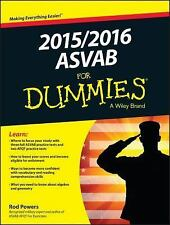 2015 / 2016 ASVAB for Dummies by Rod Powers (2015, E-book)