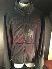 Men's Buffalo By David Bitton Fleece Jacket Large