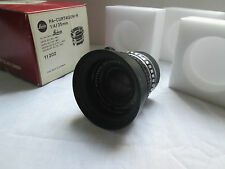 Leica Leitz PA-Curtagon-R 1:4/35mm Camera Lens With Original Box.