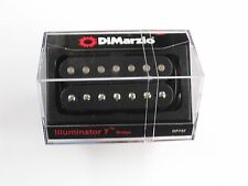 DiMarzio Illuminator 7 String Bridge Humbucker Black W/Chrome Poles DP 757