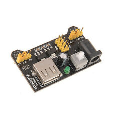 MB102 Breadboard Power Supply Module 3.3V 5V For Arduino Solderless G1CG