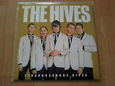 The Hives - Tyrannosaurus Hives - white colored Vinyl LP - US 2004 - B0002756-01