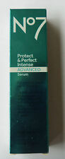 No7 protezione e perfetta intensa Advanced Siero 30ml