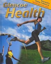 Glencoe Health, Student Edition, Glencoe McGraw-Hill, Acceptable Book
