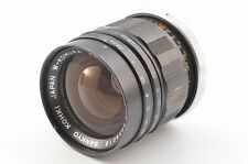 Sankyo Kohki W Komura 35mm F2.5 Lens for Canon FL / FD Mount 3977