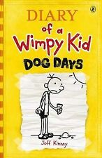 Diary Of A Wimpy Kid - Dog Days - New
