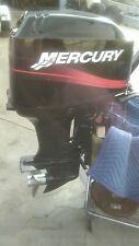 "2000 Mercury 40 hp Outboard Boat Motor Engine 20"" 2-Stroke 40EO TILLER ARM 3 cyl"