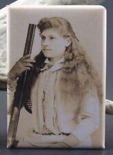 Annie Oakley Photo - Fridge / Locker Magnet. Buffalo Bill