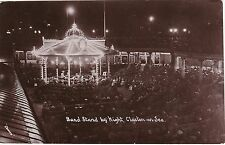 Band Stand By Night, CLACTON ON SEA, Essex RP