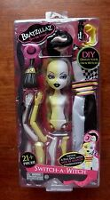BRATZILLAZ Switch-A-Witch 21+ Piece DIY Design Your Own Witch Mix N' Match NEW!