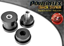 Honda Integra TypeR 95-00 Powerflex Black Rr Lwr Shock Mnt Bushes PFR25-109BLK