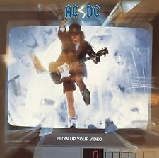 AC/DC - BLOW UP YOUR VIDEO: CD ALBUM (2003 REMASTER)