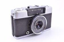 "Olympus PEN EE-3 35mm Half Frame Film Camera 1973 ""Red Flag Works"" From JAPAN"