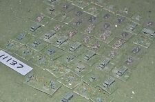 6mm ww2 british support units (as photo) (11137)