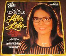 Nana Mouskouri, Alles Liebe..., VG/VG+ LP (7130)