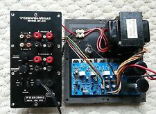 Cerwin Vega HT-S15 Powered Subwoofer Amplifier Plate Repair Service