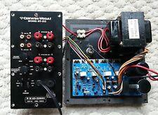 Cerwin Vega HT-S15 Powered Subwoofer Amplifier Plate Repair Service