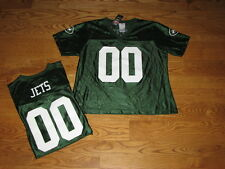 New Womens Ladies New York Jets Replica Home Team Dazzle Jersey Size S SM Small