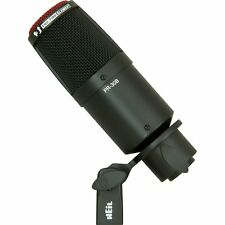 Heil Sound PR 30B Large-Diaphragm Recording Live Sound Dynamic Microphone BLACK