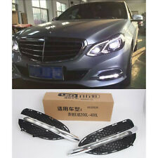 Car LED DRL Driving Daytime Running Day Lamp Light For Mercedes Benz E-Class