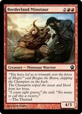 MTG Magic THS - (4x) Borderland Minotaur/Minotaure des frontières, English/VO