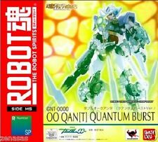 Used Robot Spirits SIDE MS Gundam 00 Quanta Painted  Quantum Burst ver. Bandai